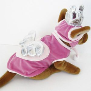 Angel Wing Pet Dog Clothes Apparel Costume Chihuahua S