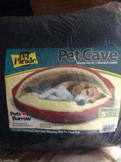 New Pet Parade Pet Cave Pet Bed