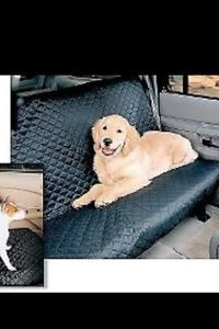 Pet Car Rear Back Seat Cover Protector