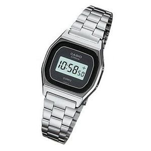 Casio Women's Classic Digital Stainless Watch LB611A 8B
