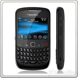 Rim Blackberry Curve 2 8530 US Cellular Camera Cell Phone