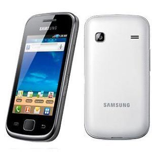 Samsung S5660 Galaxy Gio White Android 2 2 Smart Cell Phone Unlocked Smartphone