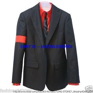 Sale Michael Jackson 99 Dangerous Jacket and Shirt MJ Costume