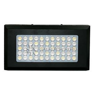 165W Dimmable LED Aquarium Reef Coral Fish Tank Marine Light Lamp