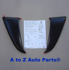 New 2010 2013 Ford Mustang Driver and Passenger Side Scoops Set of 2 Ford