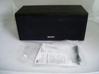 Sony SS CN5000 Center Channel Home Theater Speaker 2way