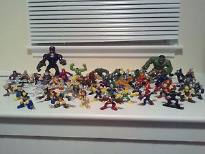 Marvel Super Hero Squad Figure Lot