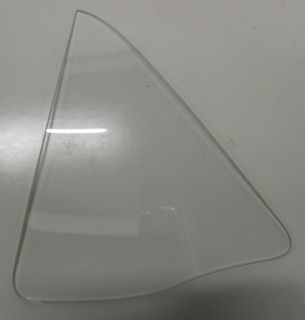 1967 1968 Ford Mustang Convertible Left Driver Side Quarter Glass Clear