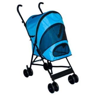 New Folding Pet Stroller Cat Small Dog Color Choices Raincover Wheels Free SHIP