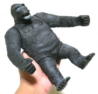 KING KONG 1933 X plus Vinyl Figure Monster Sofubi Toy Used NR RKO Willis O'Brien