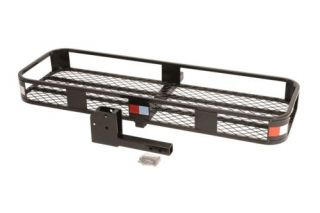Dee Zee DZ760083 Cargo Management Trailer Hitch Carrier