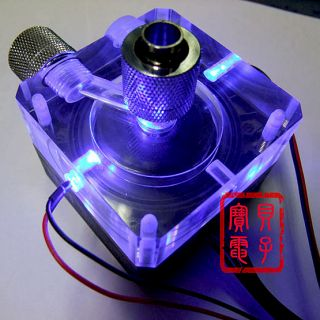 Red LED UV Lights for Water Cooling Acrylic CPU Block RAM Block USA Seller