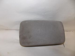 03 08 Toyota Corolla Arm Rest Center Console Lid 2004 2005 2006 2007 2008 1757