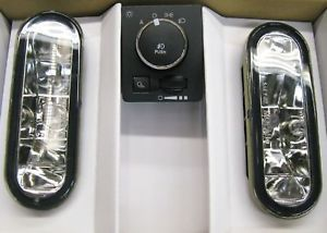 09 11 Dodge RAM Complete Fog Light Kit