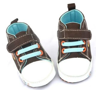 New Infants Toddler Baby Boy Walking Shoes Size 0 18 Months