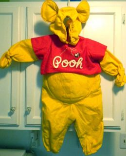 Disney Infant Adorable Winnie The Pooh Costume 12 24 Mos