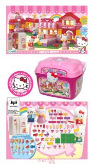Oxford Characters Bricks Hello Kitty Toddle Series Cooking Party NHK2012