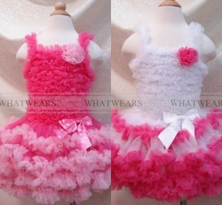 New New Baby Girl Kid Pettiskirt Tutu Dress Skirt Outfit Costume Clothing A2019