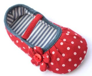Red Mary Jane Kids Toddler Baby Girl Shoes Size 2 3 4