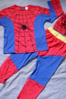 Kids Boy Batman Spiderman The Incredibles Halloween Christmas Party Costume 2 8T