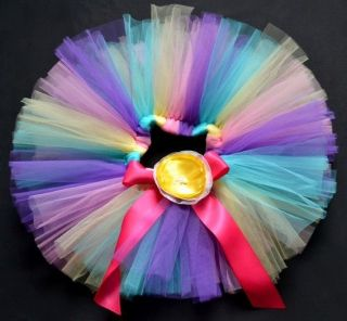 Purple Party Costume Ballet Dancing Girl Toddler Child Baby Tutu Skirt 12 24 M