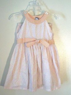 Baby Gap Girls Baby Toddler Easter Holiday Bridal Dress 12 18 Months Spring