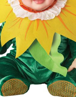 Cute Infant Baby Girls Silly Sunflower Flower Toddler Kids Halloween Costume s L
