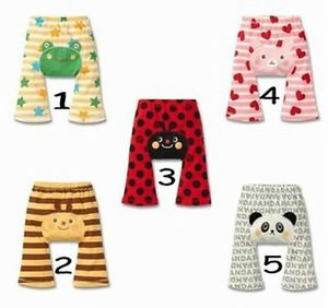 Infants Cute Animal Prints Fall Baby Boys Girls Unisex Clothing Bottom Pants