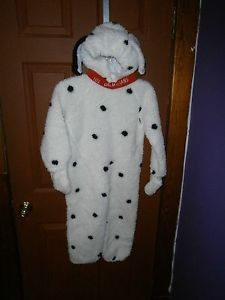 2T 3T 4T 101 102 Dalmatians Dalmations Costume Puppy Dog Halloween