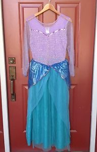 "The  ""Ariel Little Mermaid"" Women Adult s Halloween Dress Up Costume"