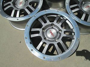 "17"" Toyota Tundra TRD Rock Warrior Factory 2013 Forged Wheels Rims"