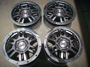 "17"" Toyota Tundra TRD Rock Warrior Factory 2012 Forged Wheels Rims"