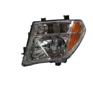 Nissan Pathfinder Frontier Pickup Truck Headlight Headlamp Driver Side Left LH