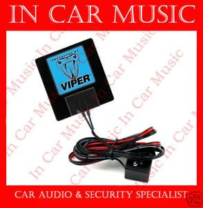 Viper Car Alarm 620V Window Flashing Light Sticker