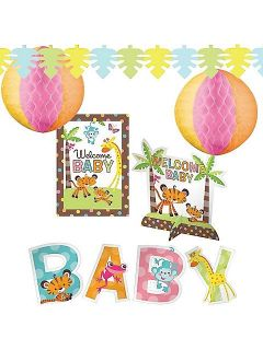 Fisher Price Baby Shower Decorating Kit Each
