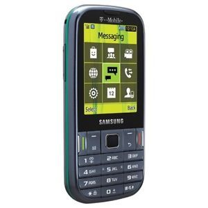 T Mobile Samsung Gravity TXT T379 No Contract QWERTY 3G Camera Used Cell Phone