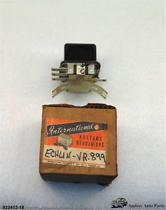 Voltage Regulator 12 Volt Farm Tractors Equipment Allis Chalmers John Deere