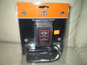 Supersmart Battery Tender Genuine HD Part Harley Davidson Motorcycle