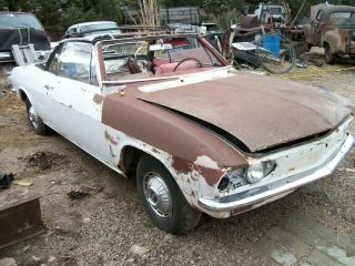 63 64 65 66 Corvair Monza 110 Convertible Chevy 2 Dr Street Rod Race Car