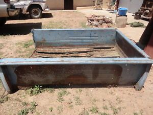 Chevy Apache Truck Bed 1958 1950s Step Side Short Bed 80 Inches