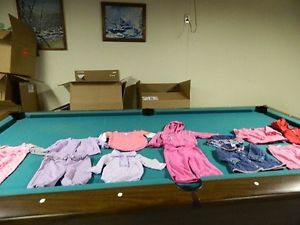 Baby Girls Clothes 0 3 6 Months Winter Fall Mixed Lot Pants Shirts Jacket