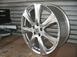"20"" Nissan Murano Take Off Wheels Silver 5x114 3 High Offset Hub 66 1"