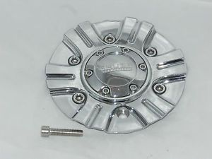 Akuza 702 Creation FWD ARC702FCC EMR702 Car Cap Wheel Rim Chrome Center Cap