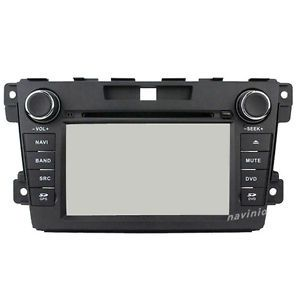 Autoradio GPS Car DVD Player in Dash Radio Navigation IPOP Mazda CX 7 CX7 USB CD