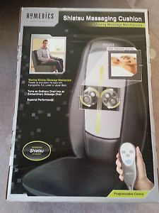 Homedics SBM 150 Therapist Select Shiatsu Back Massage Cushion Chair