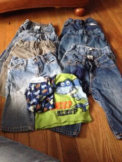 Baby Boys Blue Jeans Lot Kenneth Cole Childrens Place Koala Kids