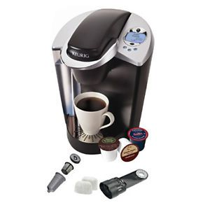 Keurig Coffee Maker Machine Gift Box Set 36 K Cups Bonus Single Cup Brewer