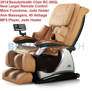 Brand New Massage Chair Shiatsu Recliner Heat Therapy