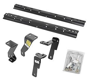 Draw Tite Fifth Wheel Custom Quick Install Kit Includes 50140 30124
