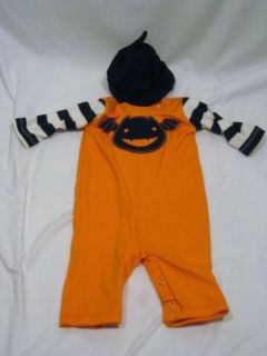 Pottery Barn Kids Baby Bat Halloween Costume 3 6 Months